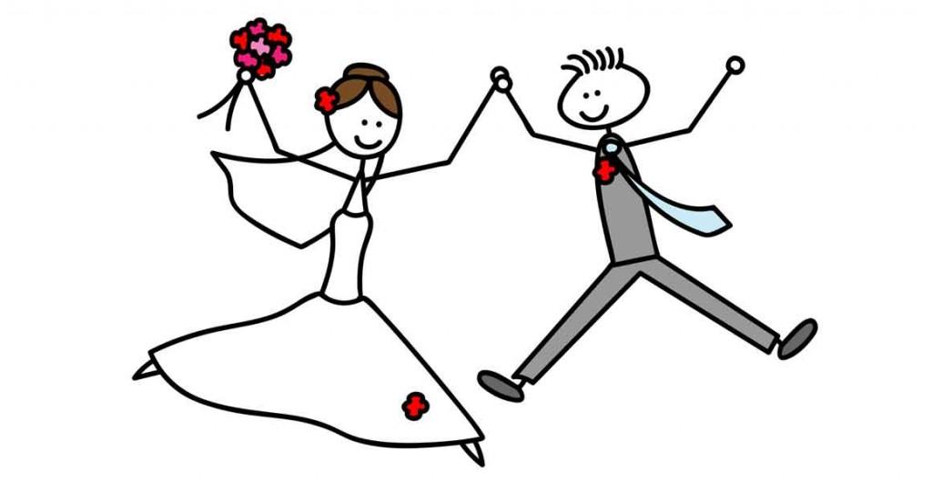 Hochzeitsplanung Englisch