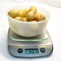 Oven-Roasted Baby Potatoes with Rosemary and Olive Oil