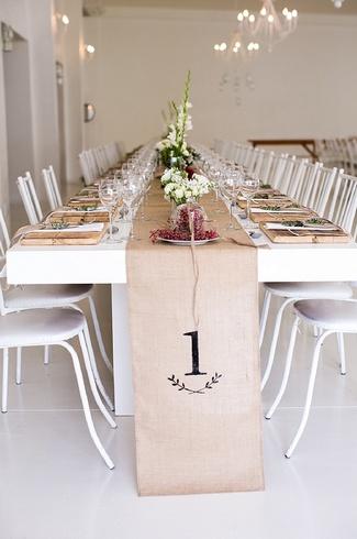 16 diy wedding table