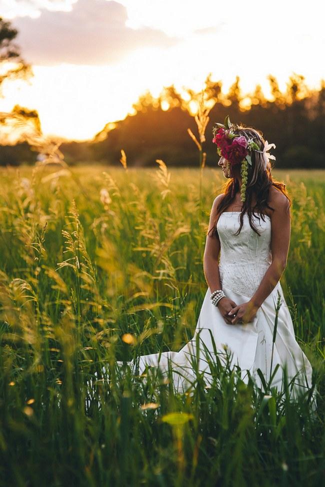 Bohemian Beauty  Anniversary Love Shoot