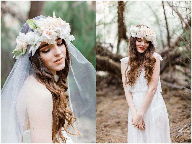 Floral Headpieces & Bridal Accessories