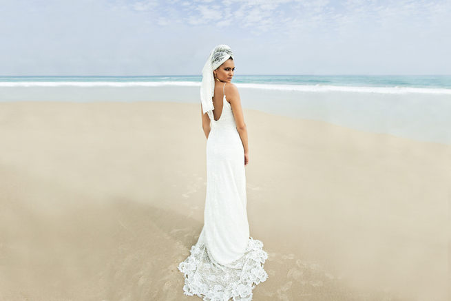 Ethereal Beach Wedding Dresses From Grace Loves Lace