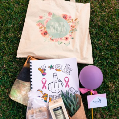 Guest gift bags
