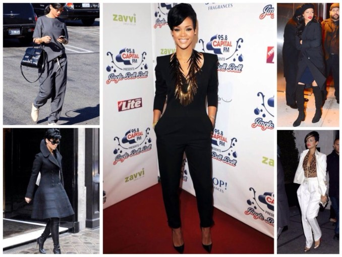 Images of Rihanna