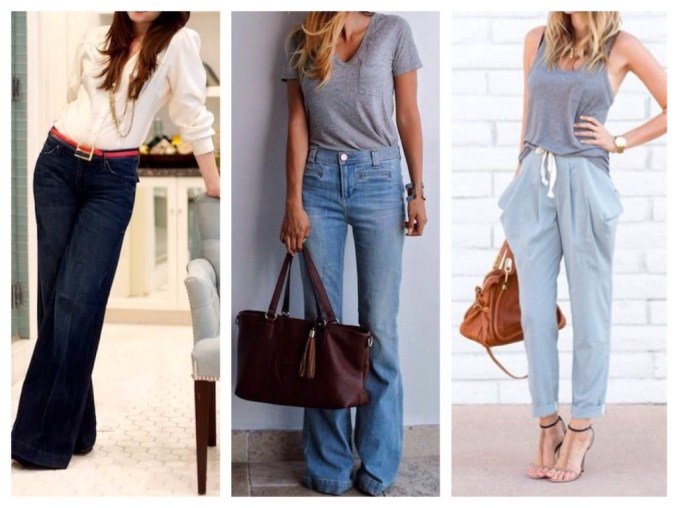jeans for inverted triangle