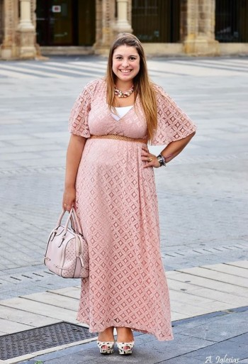long dress for summer evening out