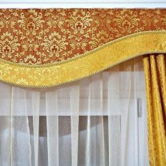 Swag Curtains For Kitchen Countertops Home Depot 如何用lambrequin挂窗帘 ʙando