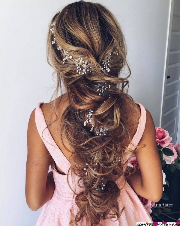 Amazing hairstyle options for the evening 6