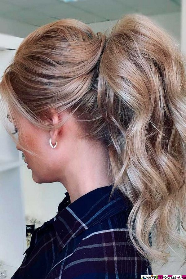 Amazing hairstyle options for the evening 22