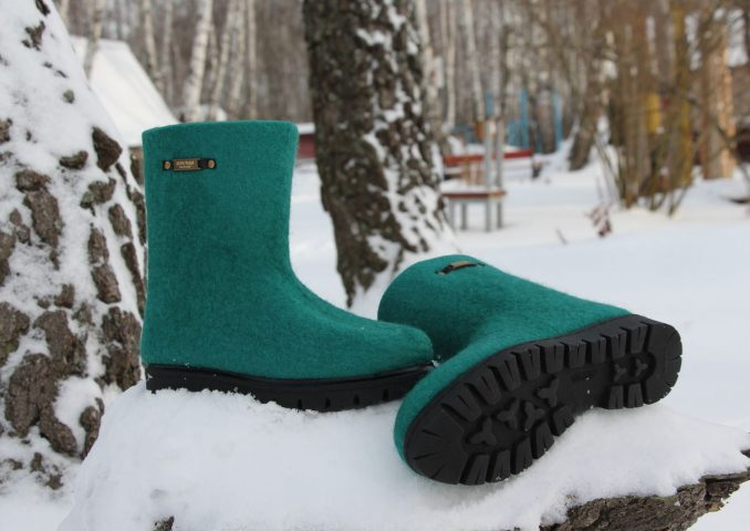 Fashionable warm and stylish winter shoes 2020 and 58 photos 11