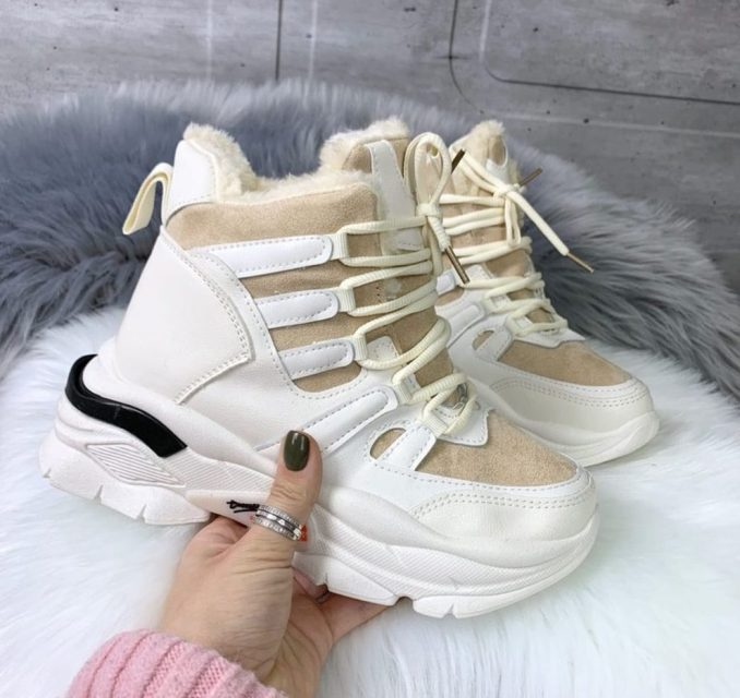 Fashionable warm and stylish winter shoes 2020 and 58 photos 52