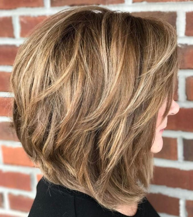 Trendy haircuts and hairstyles for short hair 2020 - 82 photos 6