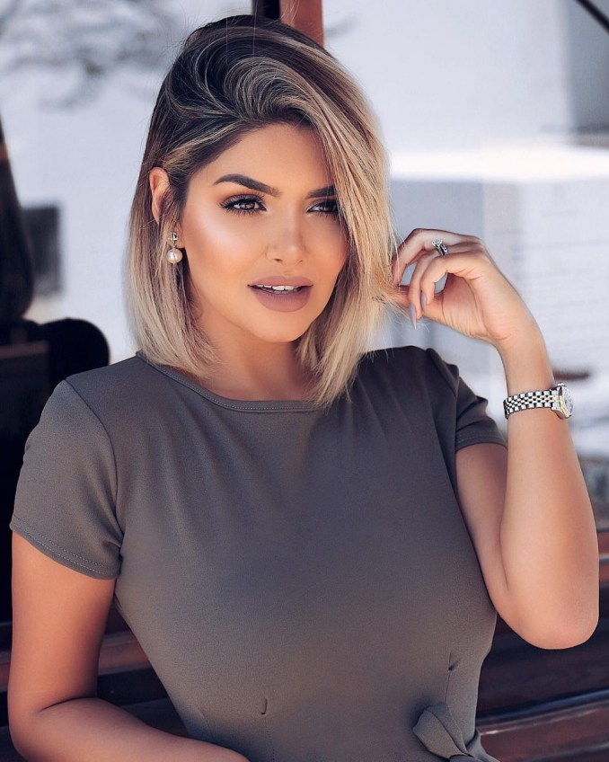 Trendy haircuts and hairstyles for short hair 2020 - 82 photos 22