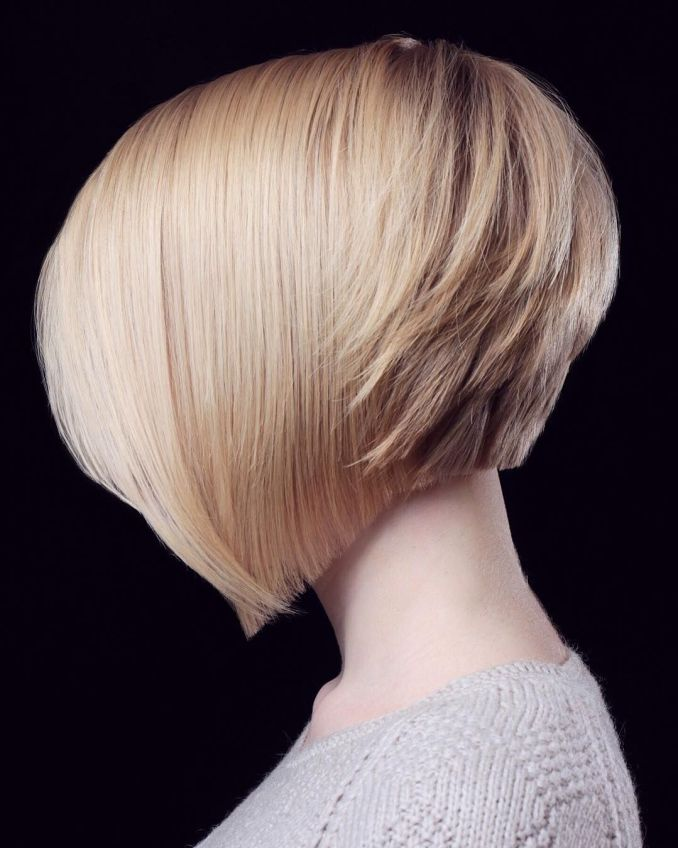 Trendy haircuts and hairstyles for short hair 2020 - 82 photos 29