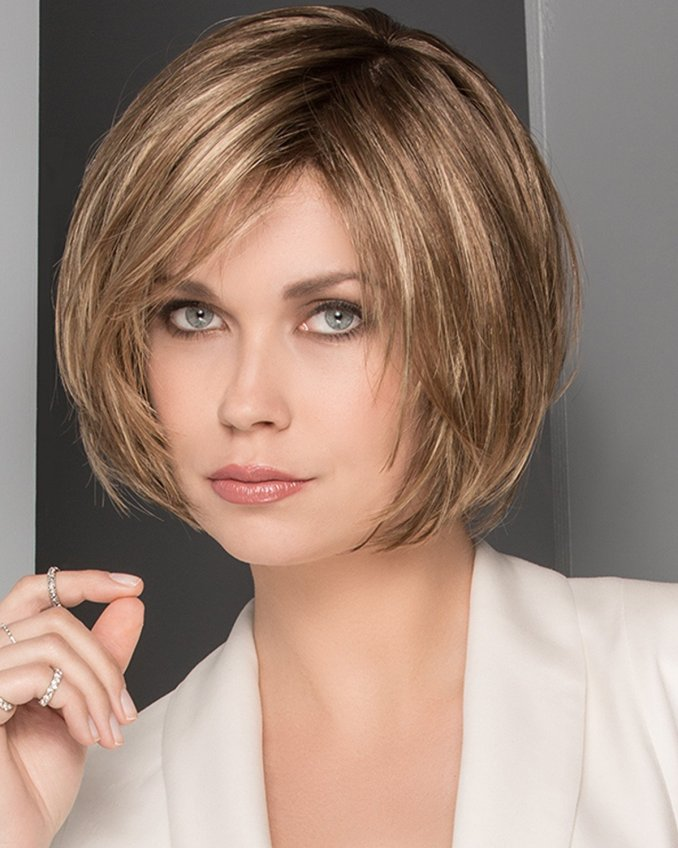 Trendy haircuts and hairstyles for short hair 2020 - 82 photos 48