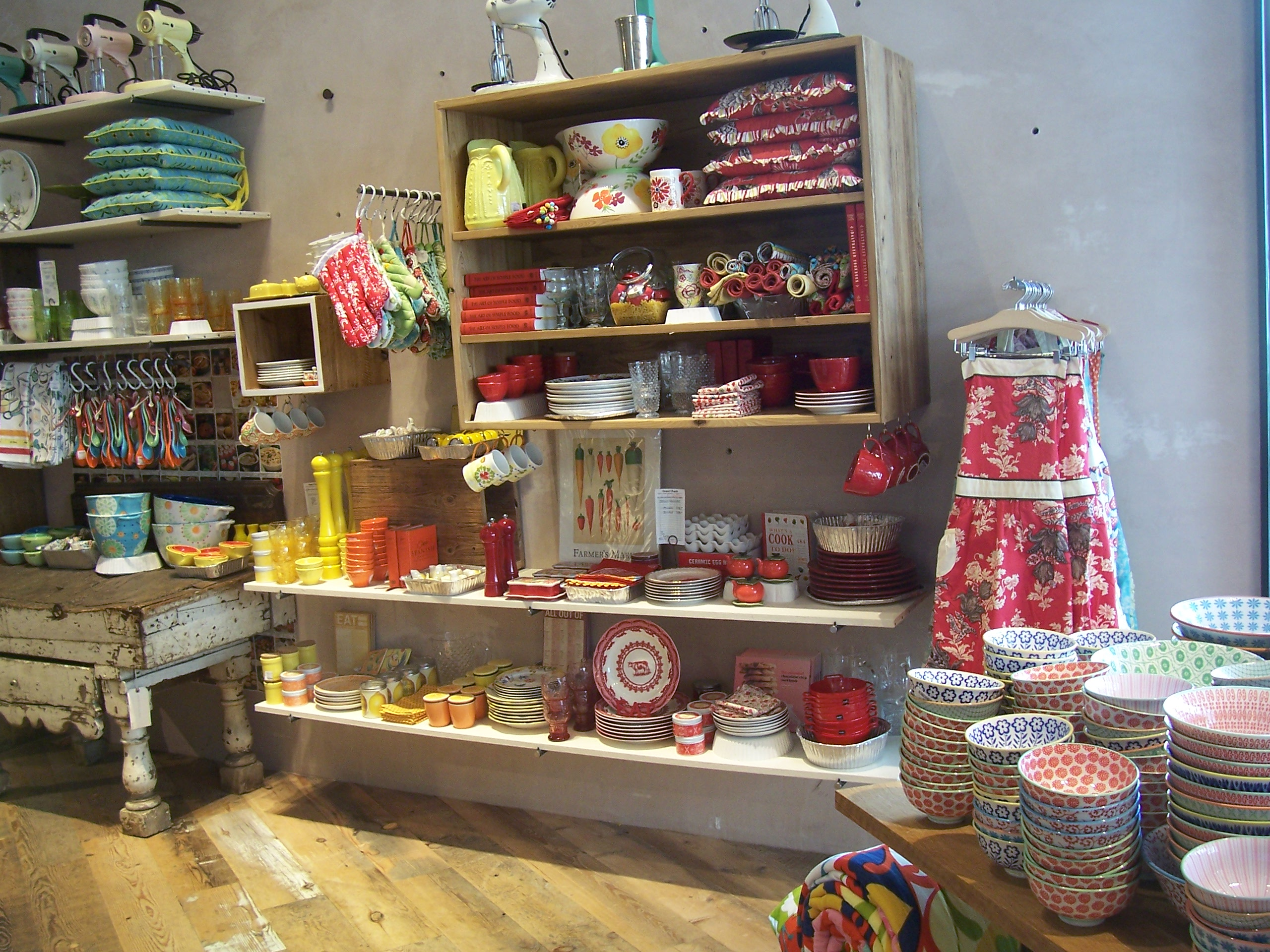 Anthropologie launches new design concept confettistyle for Online stores like anthropologie