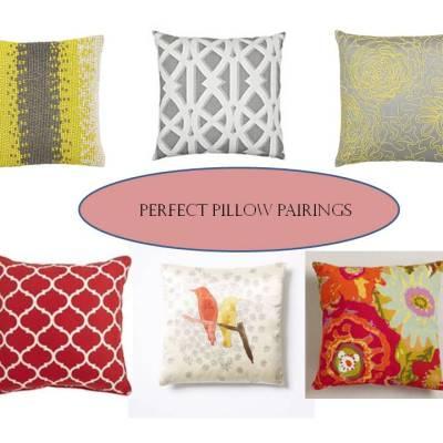 Perfect Pillow Pairings