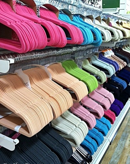 Colored Hangers