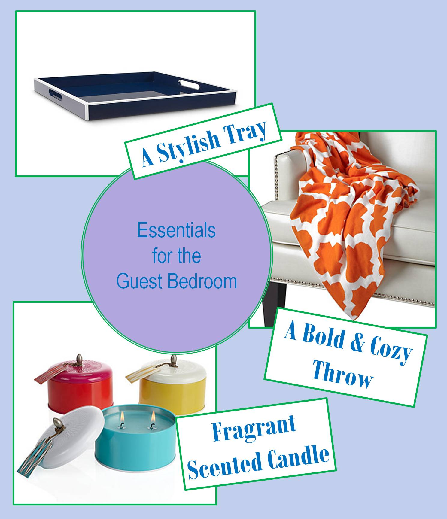 Here s my list of Guest Room Essentials. Guest Room Essentials   ConfettiStyle