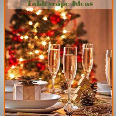 FIVE Last Minute Ideas for Your Christmas Table