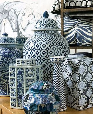 Timeless Trend:  Ginger Jars {and 10 reasons why they are a great decorative accessory}