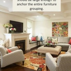 Arrange Living Room Furniture Open Floor Plan Coastal Rooms Houzz Design Guide: How To Style A Sectional Sofa | Confettistyle