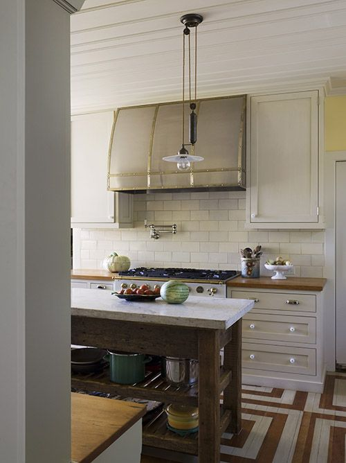 The Anatomy of a Kitchen Island  ConfettiStyle