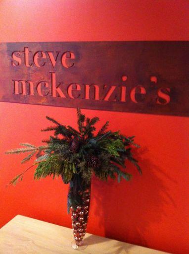 Steve McKenzie's