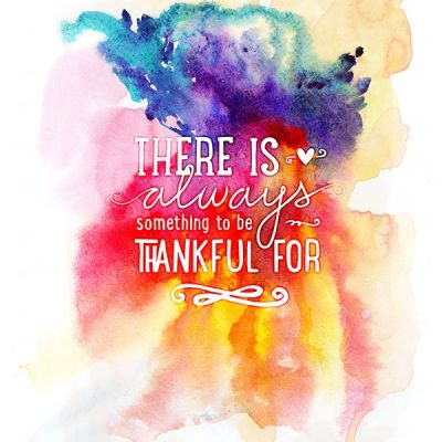 A Creative Way to Show Gratitude This Thanksgiving {and what I'm Thankful for}