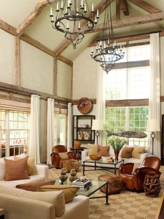 Window Treatments For Tall Windows Tips Inspiration Confettistyle