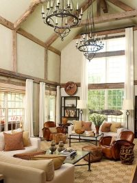 Window Treatments for Tall Windows--Tips & Inspiration ...