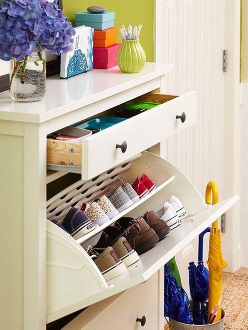 Ikea Hemnes Shoe Cabinete