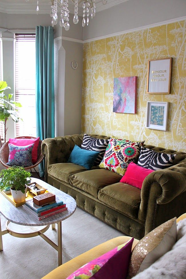 how can i clean my sofa miniature design trend defined: boho chic | confettistyle