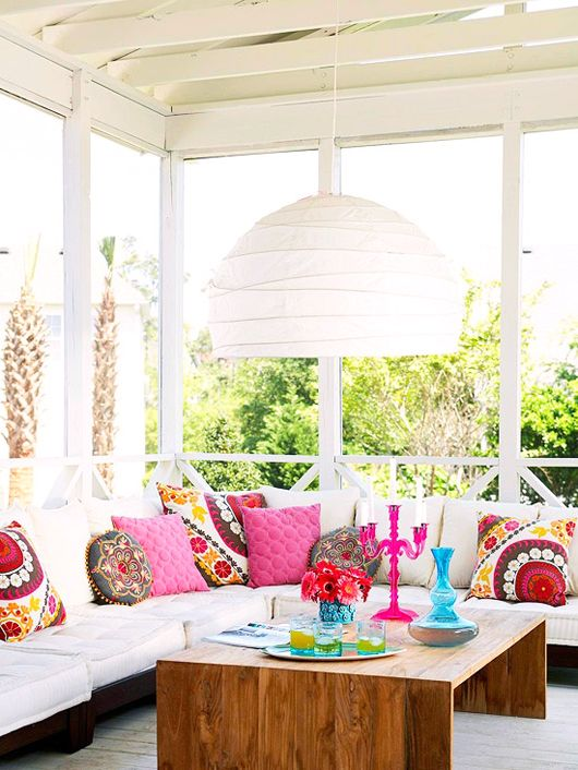 Design Trend Defined Boho Chic ConfettiStyle