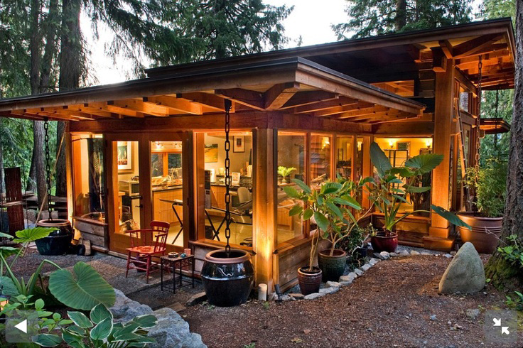 ... These Homeowners Rebuilt Their Home In Mississippi But Decided To Do It  On A Smaller Scale. Check Out That Outdoor Space Under The House. Tiny  House13