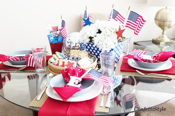 4th of July Tablescape by ConfettiStyle (2)