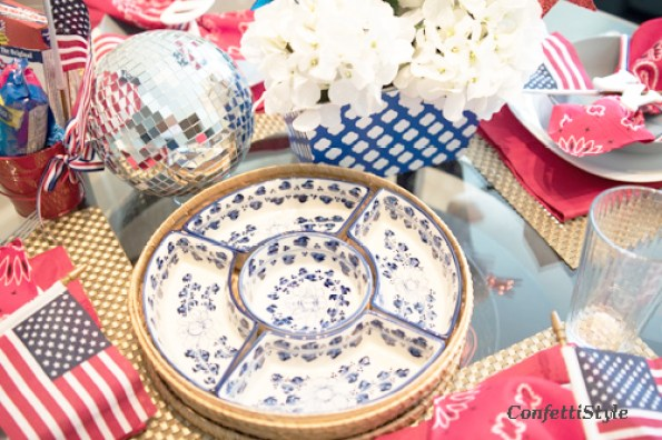 4th of July Tablescape by ConfettiStyle (3)