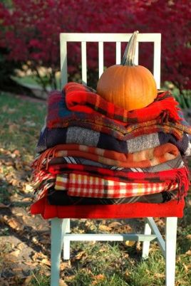 Fall Blankets by Southern Sweetie