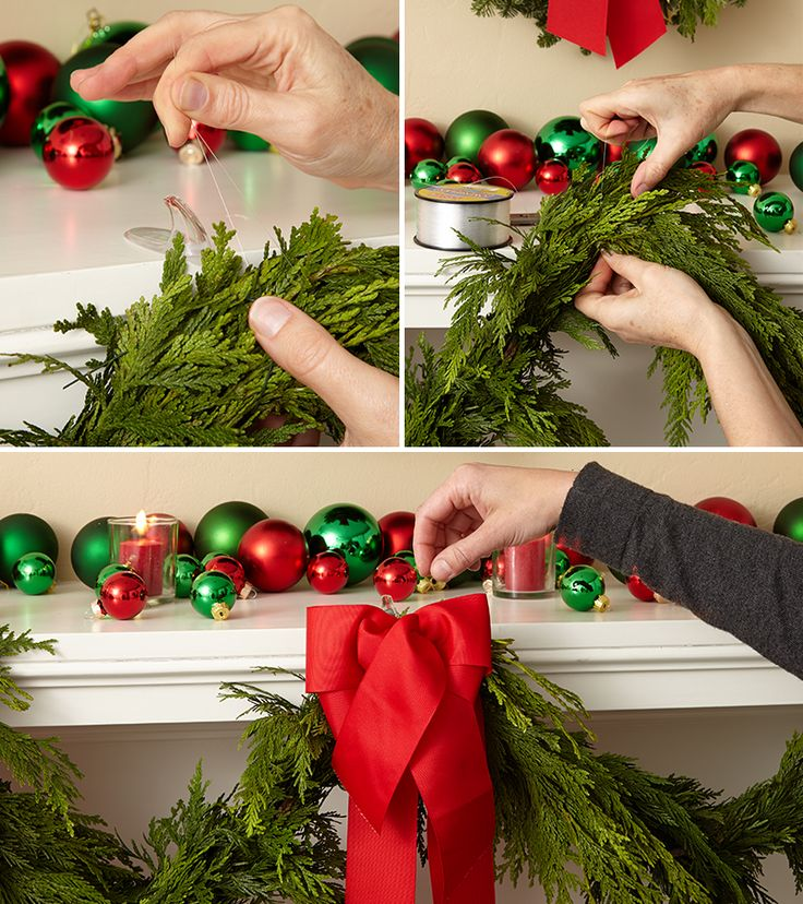 Decorate your mantel for christmas tips techniques