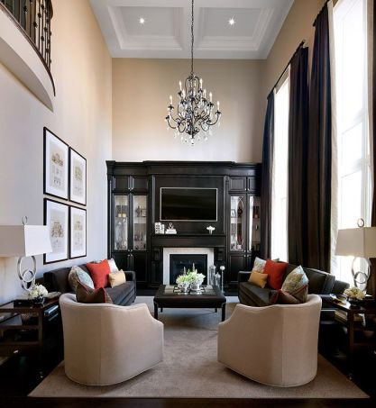 inspiring long narrow living room design ideas | Design Chat--Space Planning & Decorating a Narrow Room ...