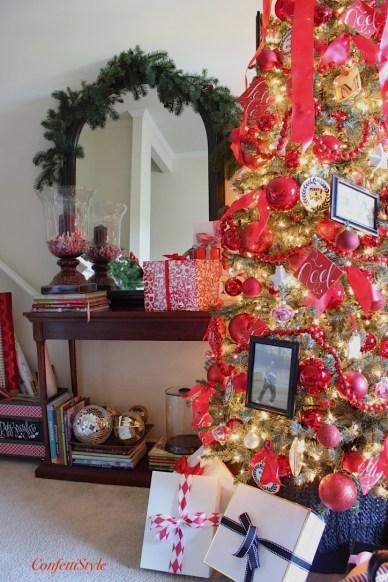 Christmas Tree Setting--2015