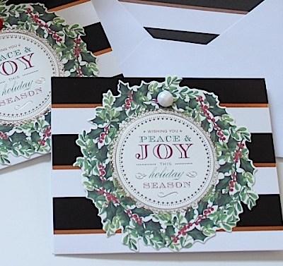 The Easiest DIY Christmas Cards Ever!