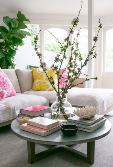 SIX Approaches To Styling A Coffee Table | ConfettiStyle