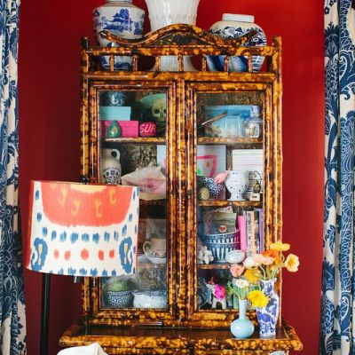Chinoiserie Pillows–Best of Etsy
