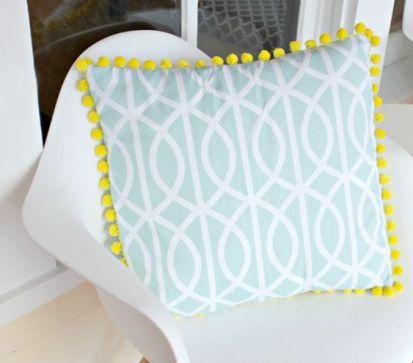 Cloth Napkin Pillow Cover