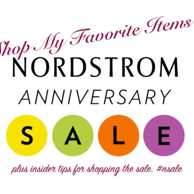 SEVEN things I'd by during the Nordstrom Anniversary Sale!