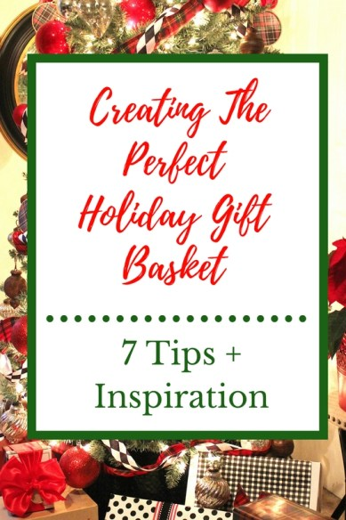 Creating The Perfect Holiday Gift Basket by ConfettiStyle