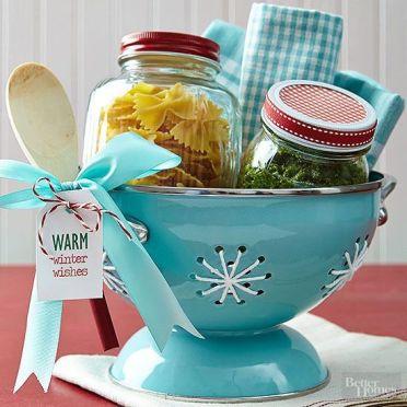 Holiday Gift Basket Idea