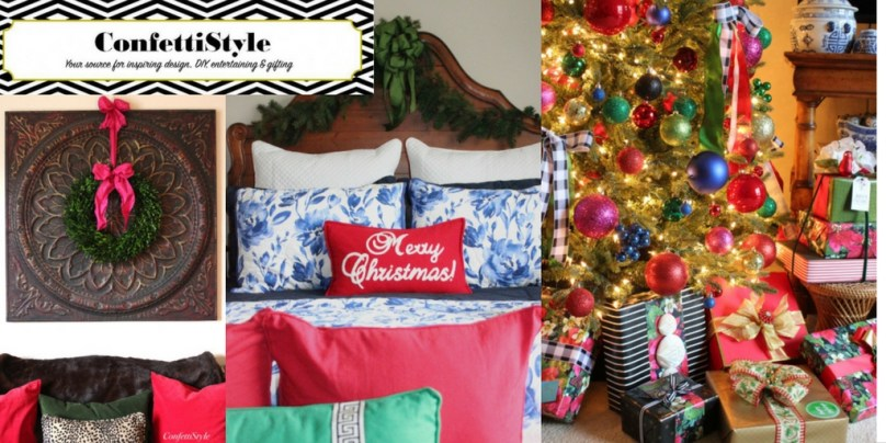 Merry & Bright Holiday Home Highlight Reel--ConfettiStyle