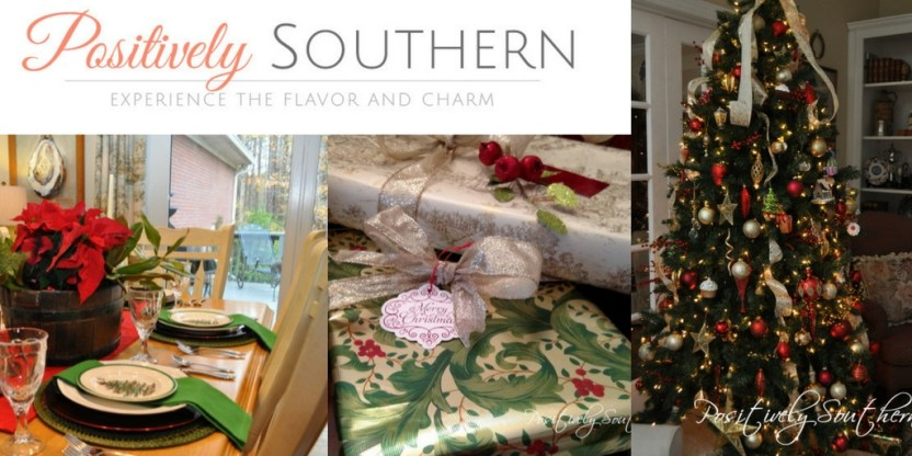 Merry & Bright Holiday Home Highlight Reel--Positively Southern
